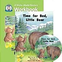 [노부영WWR] Time for Bed, Little Bear (Paperback + Workbook + Audio CD)