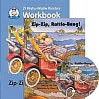 [노부영WWR] Zip-Zip, Rattle-Bang! (Paperback + Workbook + Audio CD)