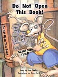[노부영WWR] Do Not Open This Book! (Big Book)