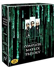 [중고] [블루레이] 매트릭스 트릴로지 컴플리트 박스세트 (3disc)