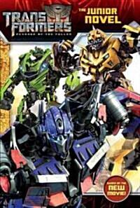 [중고] Transformers: Revenge of the Fallen: The Junior Novel (Paperback)