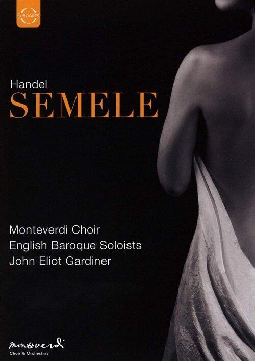 [수입] [블루레이] 헨델 : 세멜레 (콘서트 버전) (한글자막)
