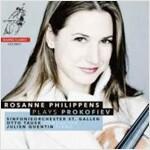 [중고] [수입] 프로코피에프: 바이올린 협주곡 2번, 무반주 바이올린 소나타 op.115 & 다섯 개의 선율 외