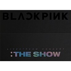 블랙핑크 - BLACKPINK 2021 [THE SHOW] DVD [2DVD]