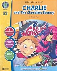 Charlie and the Chocolate Factory (Paperback, PCK, Teachers Guide, AN)