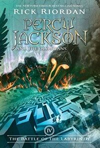 Percy Jackson and the Olympians, Book Four the Battle of the Labyrinth (Paperback)