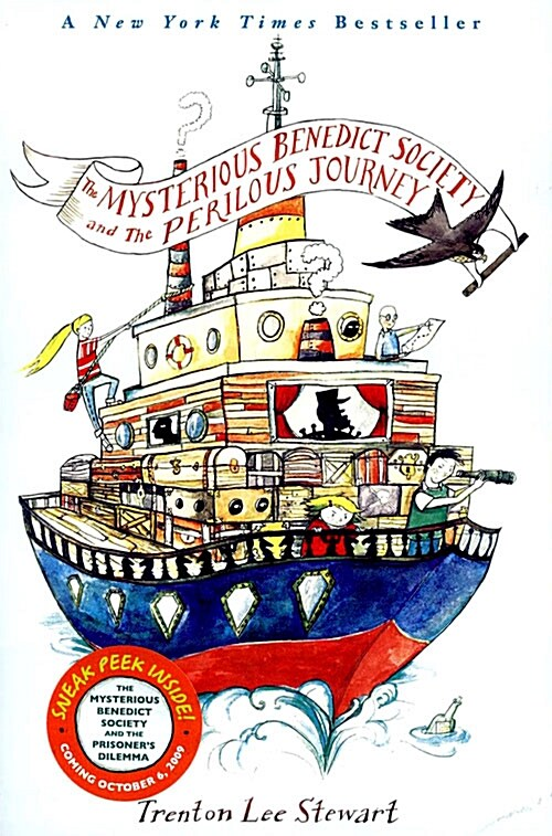 The Mysterious Benedict Society and the Perilous Journey (Paperback)