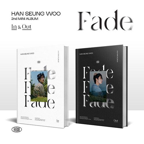 [세트] 한승우 - 미니 2집 Fade [In+Out Ver.]