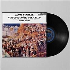 야노스 슈타커 - 첼로를 위한 비르투오조 음악 [180g LP]