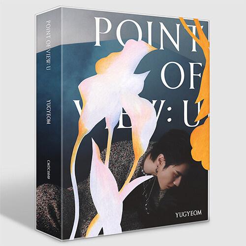 유겸(YUGYEOM) - EP앨범 Point Of View: U