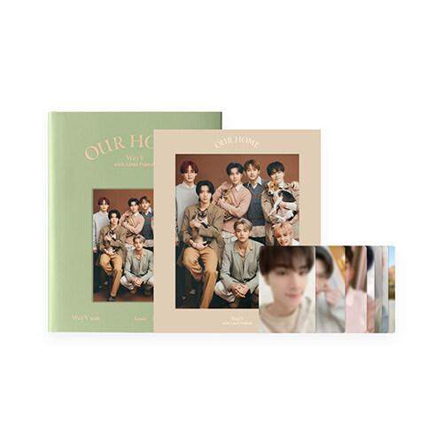 [포토북] 웨이션브이 - PHOTO BOOK  <Our Home : WayV with Little Friends>