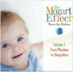 [중고] Charles Cozens - 모차르트 이팩트 1집 (Mozart Effect for Babies Vol 1 - From Playtime to Sleepytime)(CD)