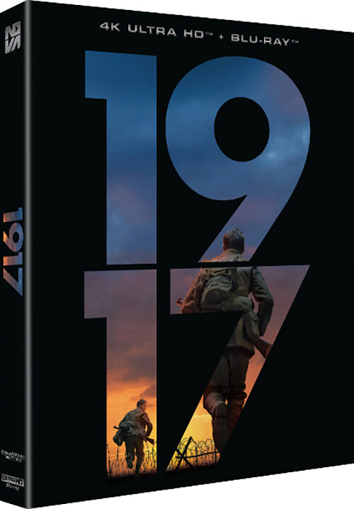[4K 블루레이] 1917 : 스카나보 풀슬립 (2disc: 4K UHD + 2D)