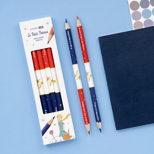 어린 왕자 2색 색연필