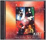 [중고] 넥스트 (N.EX.T) - The First Fan Service: Live Concert
