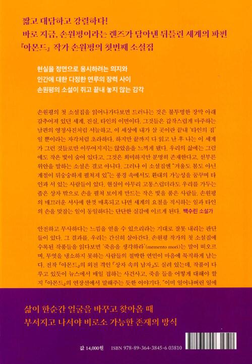 타인의 집 : 손원평 소설집