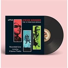 [수입] Stevie wonder - The 12 Year Old Genius [LP]
