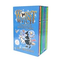 The Worst Witch Complete Adventures 8종 세트 (Paperback 8권)