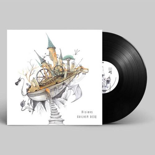 [수입] Guilhem Desq - Visions [140g LP]