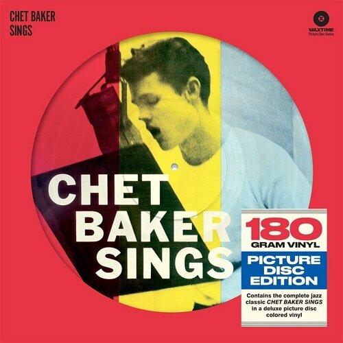 [수입] Chet Baker - Sings [180g 픽처디스크]