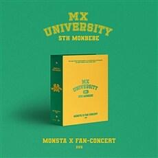 몬스타엑스 - MONSTA X 2021 FAN-CONCERT : MX UNIVERSITY [4DVD]