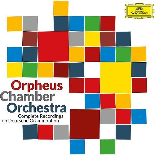 [수입] 오르페우스 체임버 오케스트라 - DG 녹음 전집 [오리지널 커버 55CD]