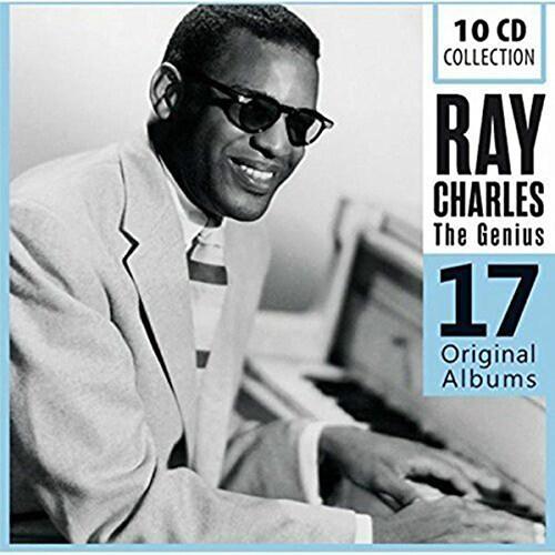 [수입] Ray Charles - The Genius : 17 Original Albums [10CD]