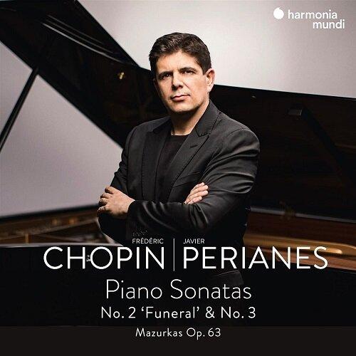 [수입] 쇼팽 : 피아노 소나타 2번, 3번 & 마주르카 Op.63 No.1-3