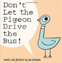 베오영 Dont Let the Pigeon Drive the Bus! (Hardcover + CD)