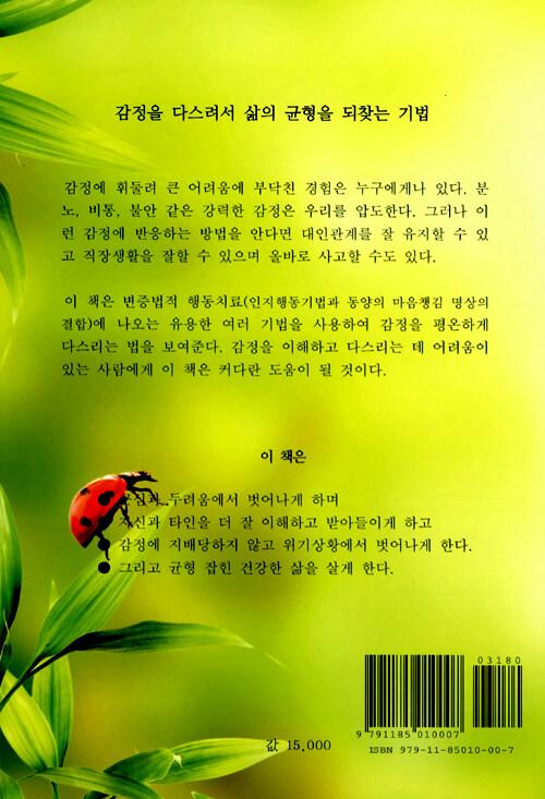 마음챙김과 감정치유 : [변증법적 행동치료에서 배우는 마음치유]