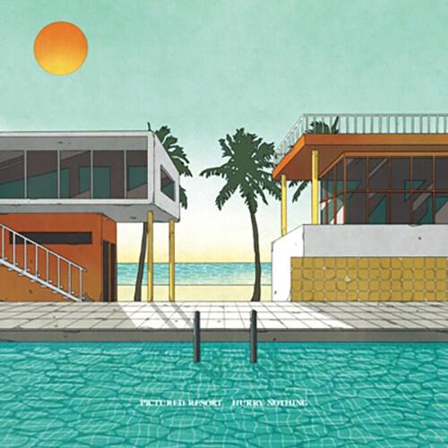 [수입] Pictured Resort - Hurry Nothing [투명 오렌지 컬러 LP][한정반]