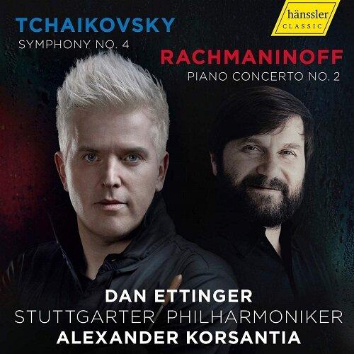 [수입] 차이콥스키: 교향곡 4번 / 라흐마니노프: 피아노 협주곡 2번