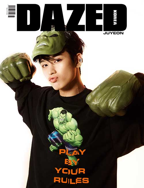 데이즈드 앤 컨퓨즈드 Dazed & Confused Korea A형 2021.8 (표지 : 더보이즈 주연)