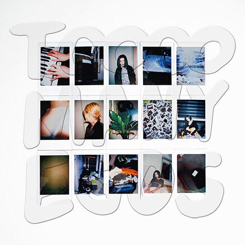 저드 - Too Many Egos [투명 컬러반 LP]