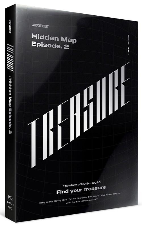 에이티즈 - ATEEZ TREASURE : Hidden Map Episode. 2