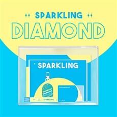 스파클링 - SPARKLING ALBUM KIT : DIAMOND [CD]
