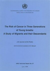 The risk of cancer in 3 generations of young Israelis : a study of migrants and their descendants