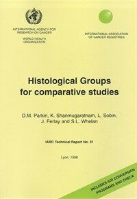 Histological groups for comparative studies