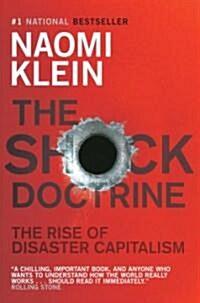 The Shock Doctrine (Paperback, Reprint)