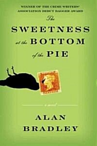 The Sweetness at the Bottom of the Pie (Audio CD, Unabridged)