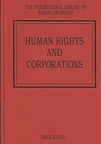 Human Rights and Corporations (Hardcover)
