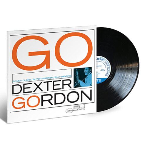 [수입] Dexter Gordon - Go [180g LP, Limited Edition]