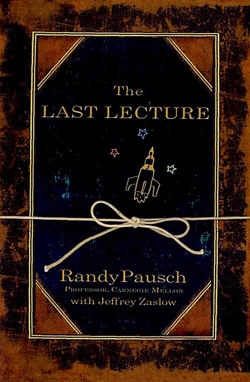 [중고] The Last Lecture (Paperback)