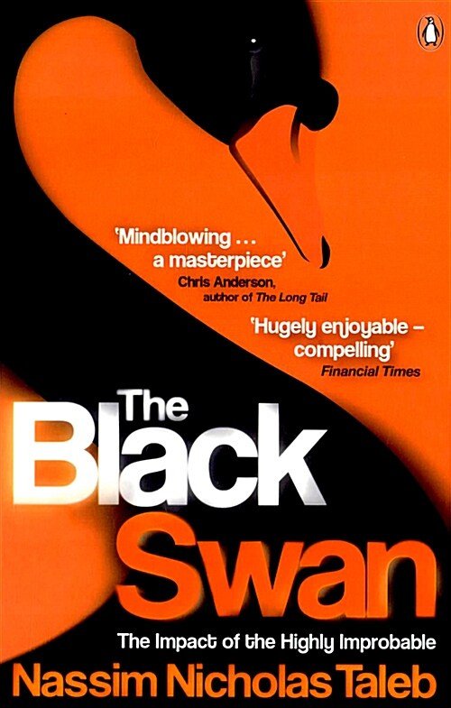 The Black Swan : The Impact of the Highly Improbable (Paperback)