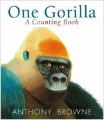 One Gorilla: A Counting Book (Paperback)