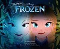 The Art of Frozen: (frozen Book, Disney Books for Kids ) (Hardcover)