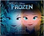 The Art of Frozen: (frozen Book, Disney Books for Kids ) (Hardcover)