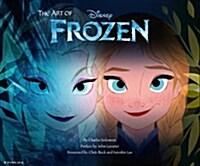 [중고] The Art of Frozen: (frozen Book, Disney Books for Kids ) (Hardcover)