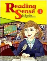 Reading Sense 1 (Paperback + CD 1장)