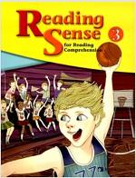 Reading Sense 3 (Paperback + CD 1장)